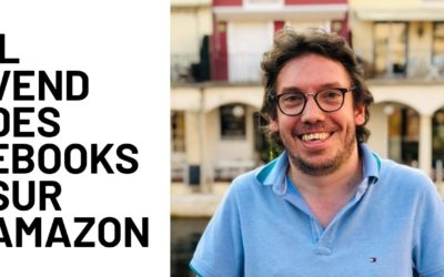 Arnaud Wilbrod, il vend des ebooks sur internet